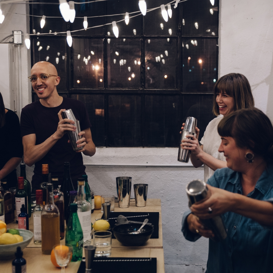 Learning to make hand-crafted cocktails from scratch